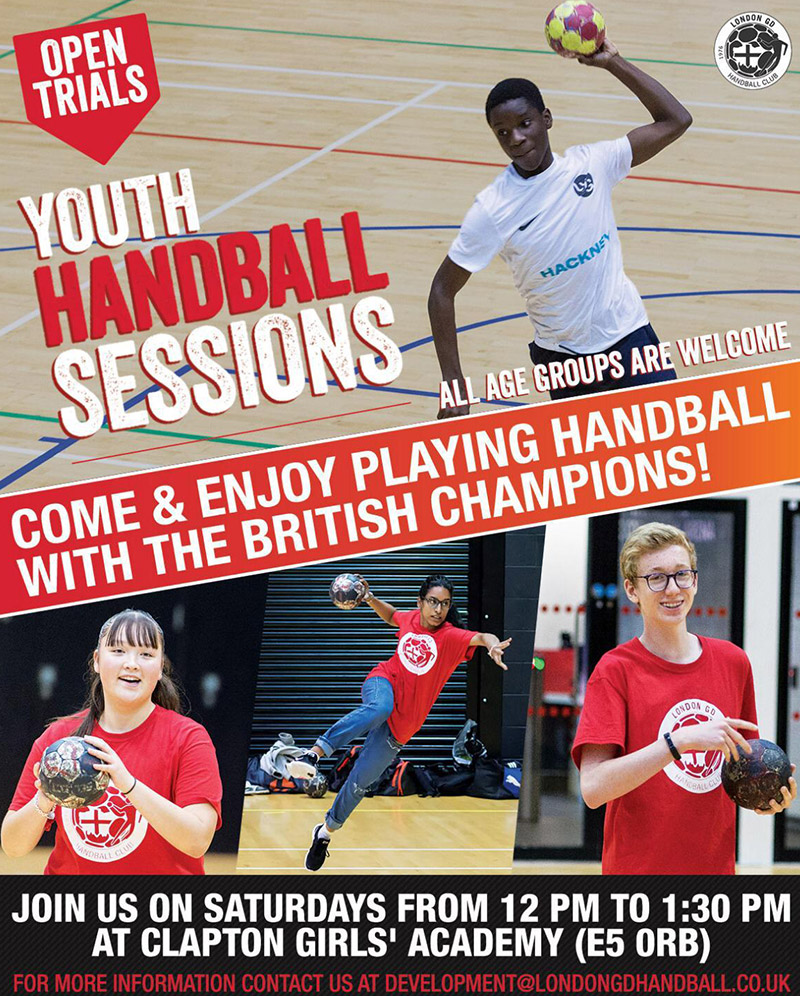 Youth Handball Sessions